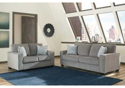 Image for Altary Alloy Sofa and Loveseat