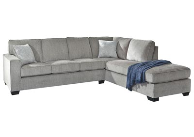 Altari Alloy Right-Arm Facing Chaise End Sectional,Signature Design By Ashley