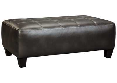 Image for Nokomis Oversized Accent Ottoman