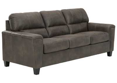 Navi Smoke Queen Sofa Sleeper