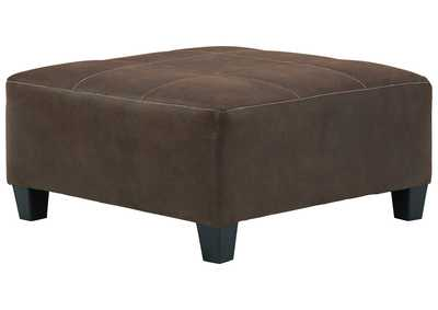 Navi Oversized Accent Ottoman,Signature Design By Ashley