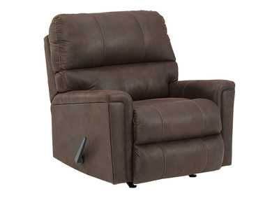 Navi Chestnut Recliner,Signature Design By Ashley