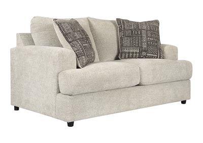 Soletren Stone Loveseat,Signature Design By Ashley