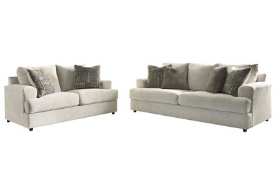 Image for Soletren Stone Sofa & Loveseat