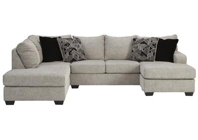 Megginson Storm LAF Chaise End Sectional