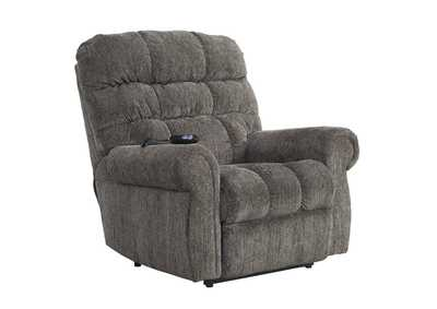 Image for Ernestine Slate Power Lift Recliner