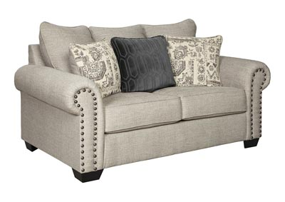 Image for Zarina Jute Loveseat