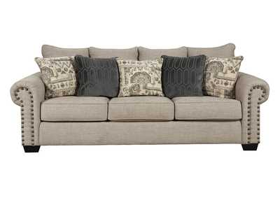 Zarina Jute Sofa,Signature Design By Ashley