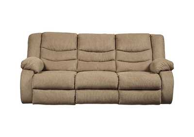 Image for Tulen Mocha Reclining Sofa