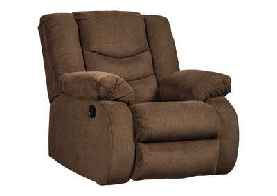 Image for Tulen Chocolate Rocker Recliner