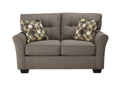 Image for Tibbee Slate Loveseat