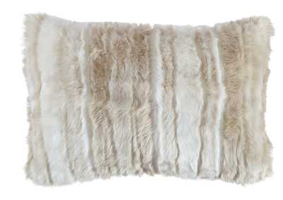 Image for Amoret Beige Pillow (Set of 4)