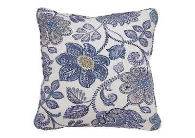 Image for Miriam Blue/Green Pillow (Set of 4)