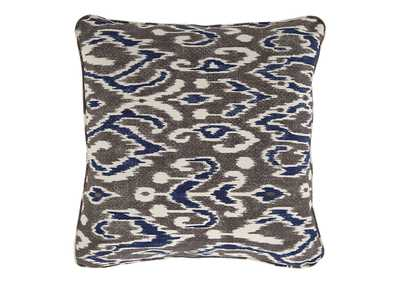 Image for Kenley Blue/Brown Pillow (Set of 4)