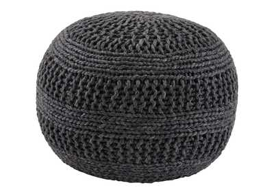 Image for Benedict Charcoal Pouf