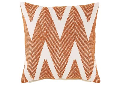 Image for Carlina Orange Pillows (4/CS)