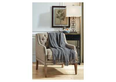 Rowena Gray Throw (Set of 3),Signature Design By Ashley