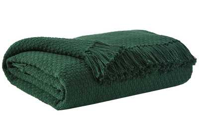 Image for Yasmin Emerald Throw (Set of 3)