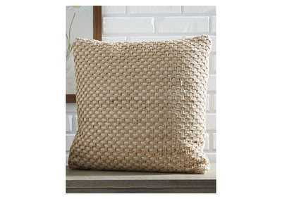 Matilde Natural Pillow (Set of 4),Signature Design By Ashley