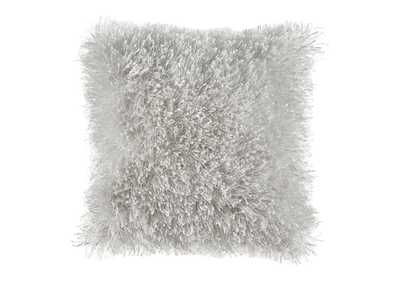 Image for Jasmen White Pillow (4/CS)