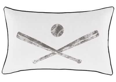 Waman Baseball Design Pillow