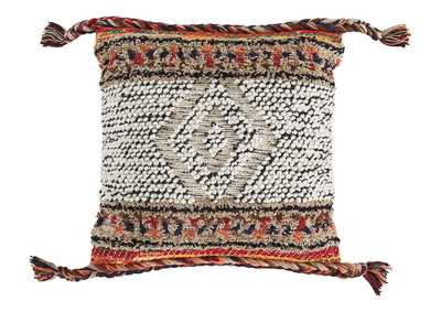 Fariel Woven 4 Piece Pillow Set