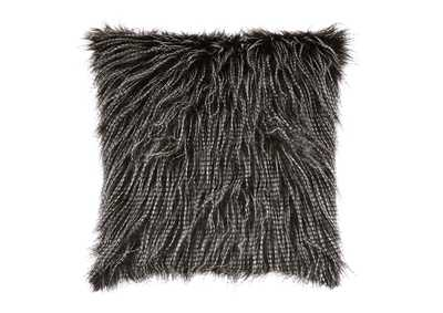 Ryley Black Pillow (Set of 4)