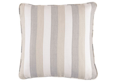Image for Mistelee Tan/Cream/Gray Pillow (Set of 4)