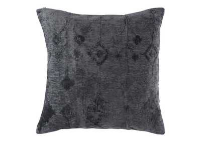 Image for Oatman Slate Blue Pillow (Set of 4)