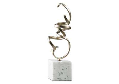 Image for Pallaton Champagne/White Sculpture