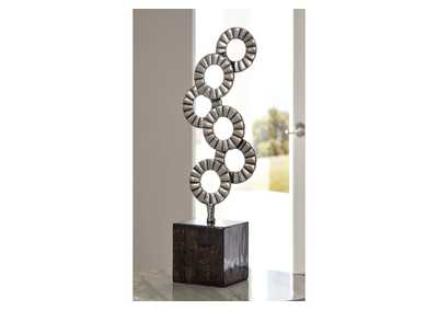 Image for Brevyn Black Sculpture