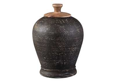 Image for BARRIC Antique Black Jar