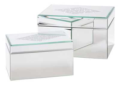 Image for Charline Box (Set of 2)
