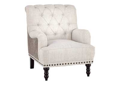 Image for Tartonelle Ivory/Taupe Accent Chair