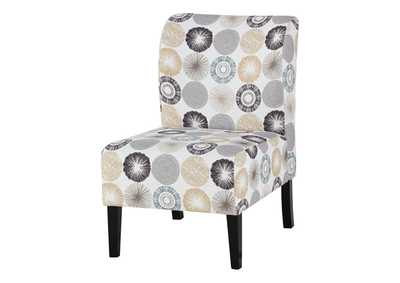 Image for Triptis Patterned Accent Chair