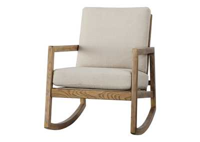 Novelda Neutral Accent Chair