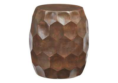 Image for Wynlow Copper Finish Stool