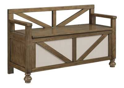Image for Brickwell Storage Bench