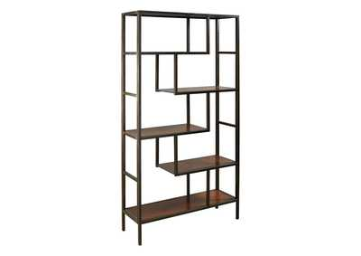 Image for Frankwell Brown/Black Bookcase