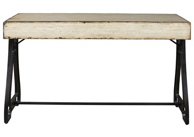Image for Vanport Cream Console Sofa Table
