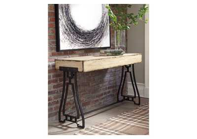 Image for Vanport Beige Sofa Table