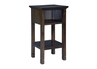 Image for Marnville Dark Brown Accent Table