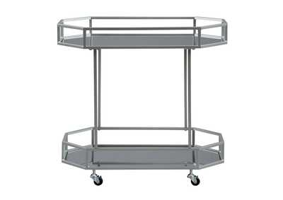 Image for Kadinburg Silver Bar Cart