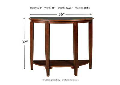 Altonwood Brown Sofa Table,Signature Design By Ashley