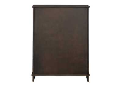 Bronfield Brown Accent Cabinet,Signature Design By Ashley