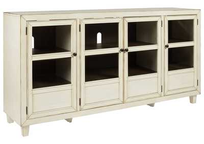 Image for Deanford Antique White Accent Cabinet