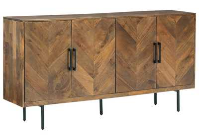 Image for Prattville Accent Cabinet