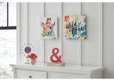 Priya Multicolor 2 Piece Wall Art Set,Signature Design By Ashley