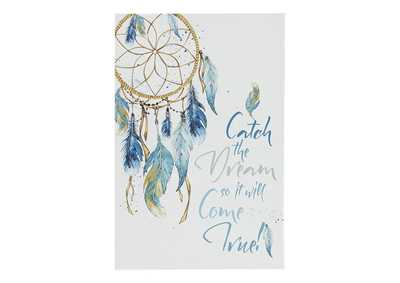 Ellis Dream Catcher Wall Art