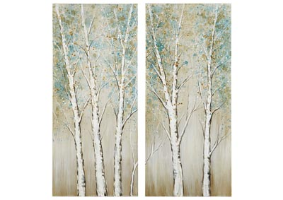 Judson Multi Wall Art Set (Set of 2)